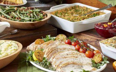 Thanksgiving Feast from Firebirds!