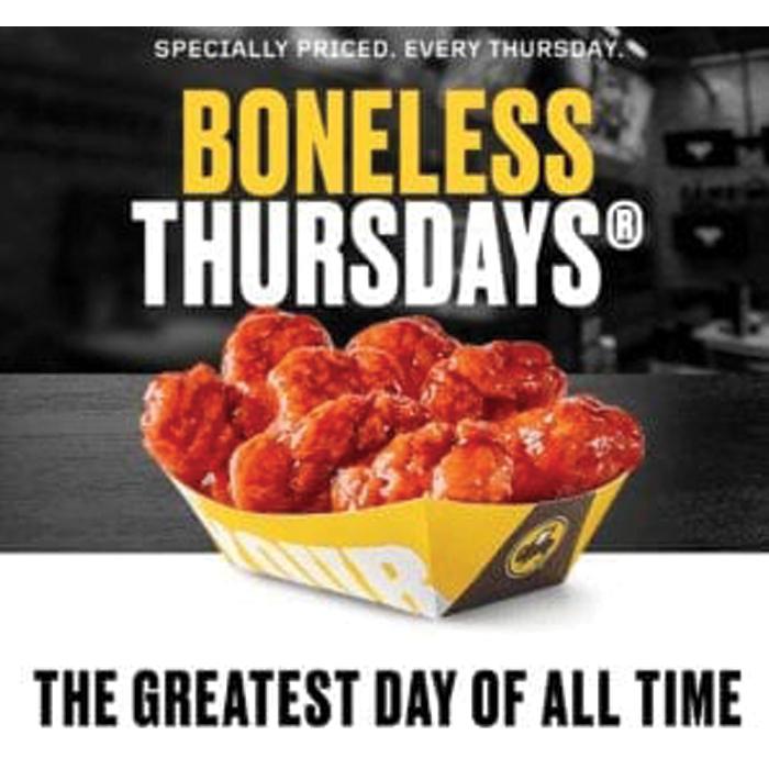 Boneless Thursdays