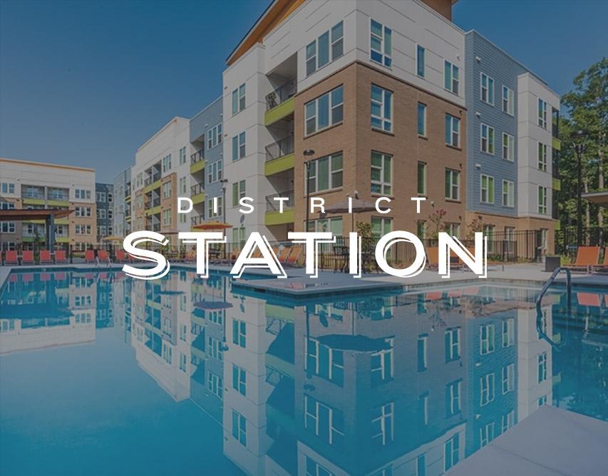 District Station