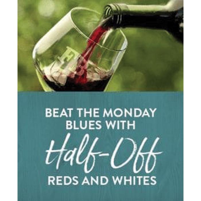 Wine Down Mondays